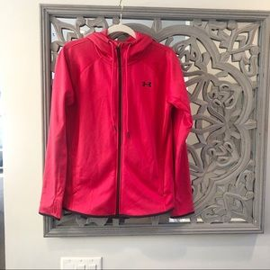 NWT $64.99, Under Armour, Cold Gear, Zip Up Jacket
